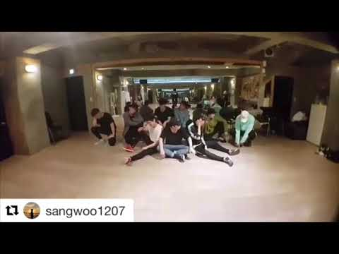Tripleposition - Kangaroo Dance Practice