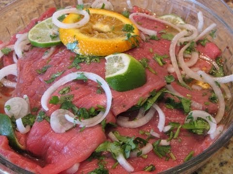 Carne Asada Marinade Recipe 2020