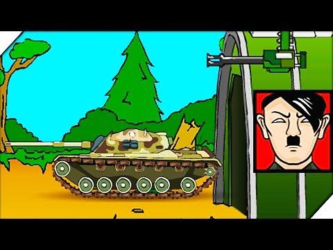 НАКАЧАННЫЙ ГЕНЕРАЛ - Игра Age of war Generals прохождение # 6