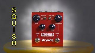 Strymon Compadre: A Guitarist's Main Squeeze?
