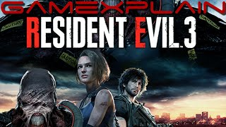Resident Evil 3 REMAKE Icon Leaks - Announcement Likely Imminent