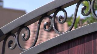 Security Door Fabrication and Installation from First Impression Ironworks, Gilbert, AZ
