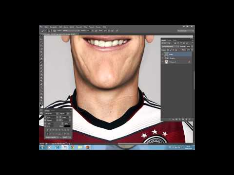Photoshop Tutorial – Comic Retusche [HGFX – German / Deutsch]