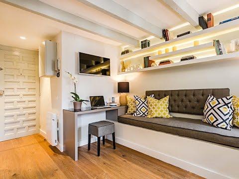 5 Amazing Tiny Apartments