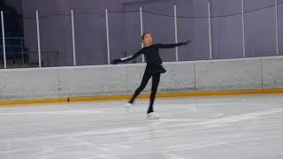 Тренировка Элизабет Турсынбаевой #2