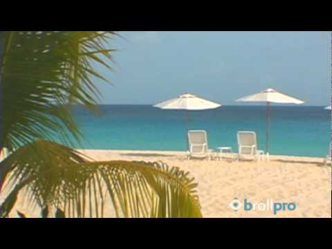 Carimar Beach Club - Anguilla | Meads Bay B-roll Travel Video Footage