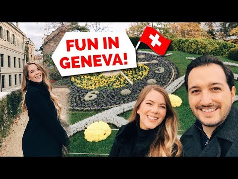 Geneva, Switzerland | Things To Do + Explore With Us (vlog)