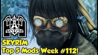 Skyrim Top 5 Mods of the Week #112 (Xbox One Mods)