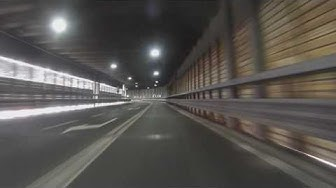 St Bernard Tunnel, Italy Switzerland