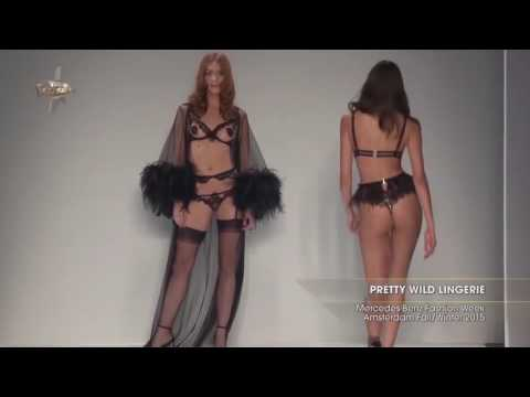 PRETTY WILD -  LINGERIE  Fashion Week Amsterdam  2015