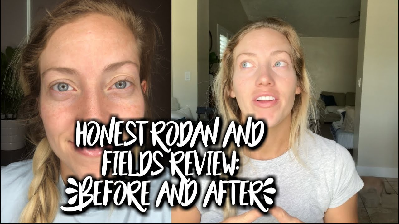 My Honest Rodan And Fields Skincare Review Youtube