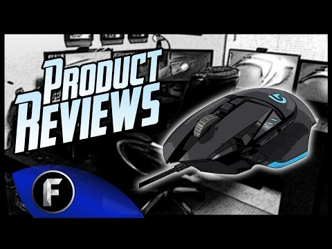 Logitech G502 Proteus Core - Testing with CS:GO - Renegade Reviews