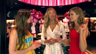Exclusive Interview with VS Angels Josephine Skriver and Romee Strijd
