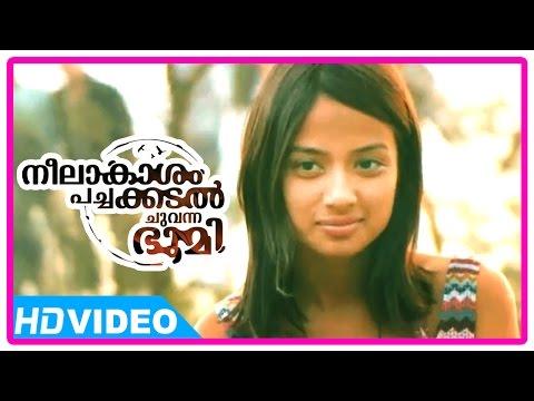 Neelakasham Pachakadal Chuvanna Bhoomi Movie | Scenes | Dulquer reaches Kolkota | Sunny | Paloma