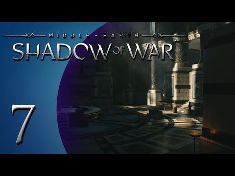 Middle-Earth: Shadow of War #7 - Arena
