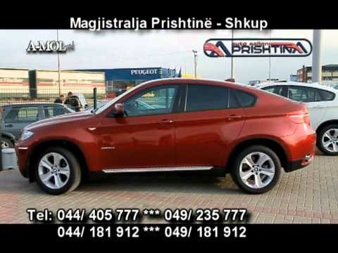 Auto saloni prishtina 2011 2012 youtube