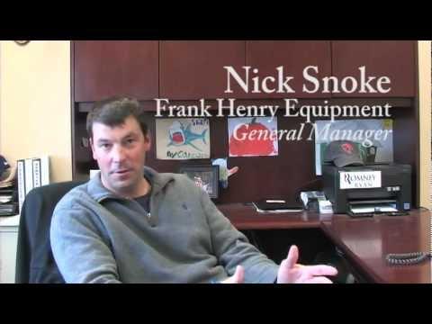 Business Series-Frank Henry Equipment