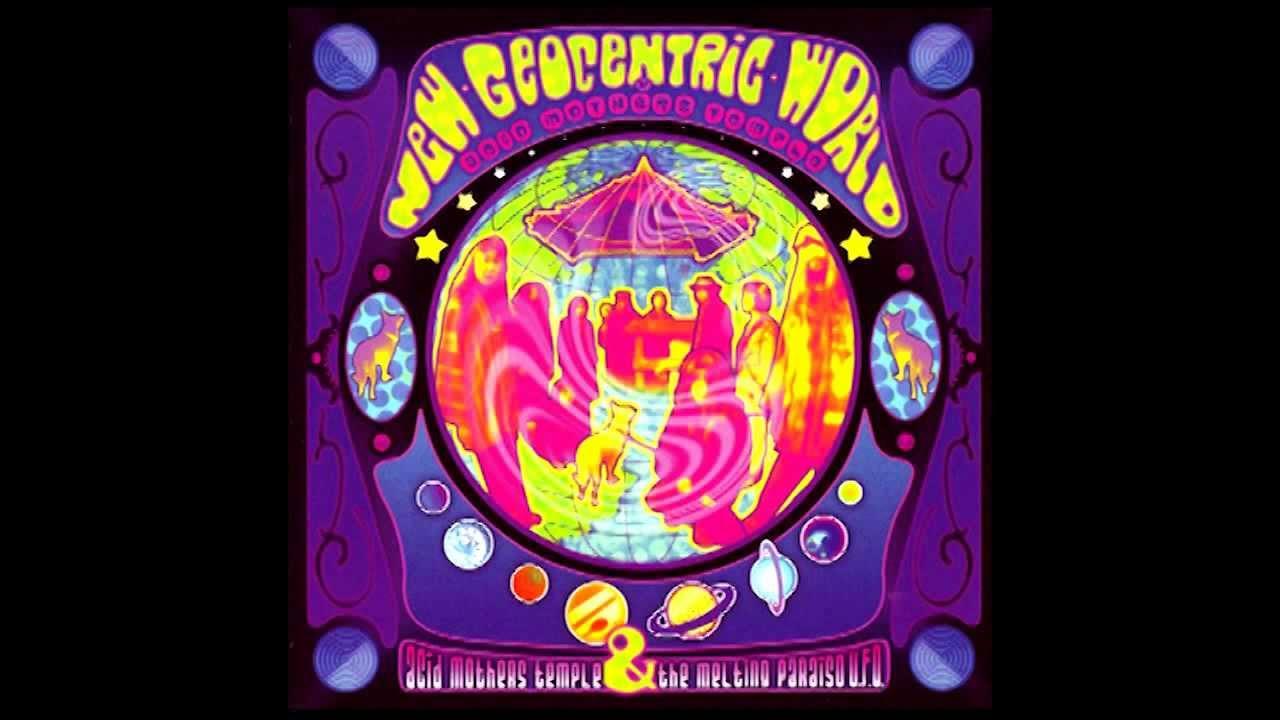 Acid Mothers Temple & The Melting Paraiso UFO* Acid Mothers Temple & The Melting Paraiso U.F.O. - Good-Bye John Peel : Live In London 2004