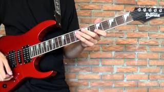 Deftones - My Own Summer (Shove It) (Guitar Cover) + tabs