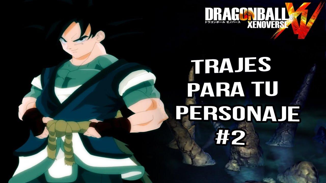 Dragon Ball XenoversePack de Trajes para tu Personaje 2 [MOD] , YouTube