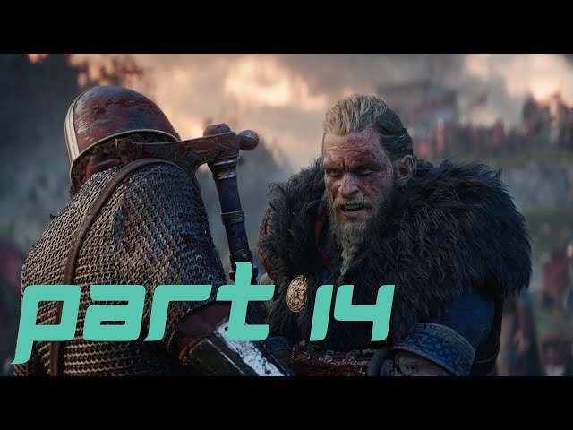 Assassin's creed Valhalla Gameplay part 14 - The sons of Ragnar