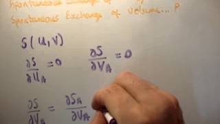 Thermodynamics 34 : Mechanical Equilibrium and Ideal Gas Law