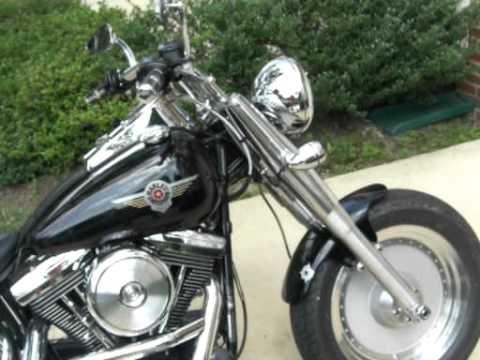 1999 Harley Davidson Fatboy Evolution SE Sound