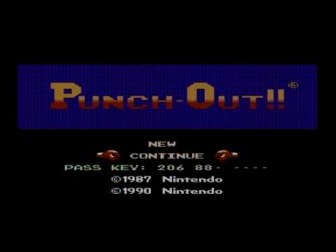 <b>Punch</b>-<b>Out</b>!! Featuring Mr. Dream - Easter Egg Passwords - YouTube
