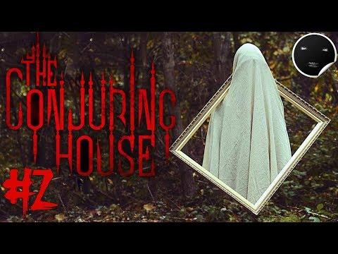 The Conjuring House Прохождение #2 | Я в Домике :3