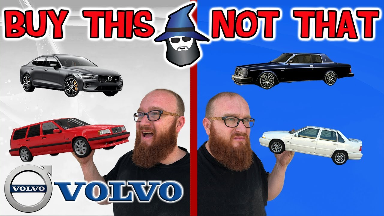 Download The CAR WIZARD shares the top VOLVOS TO Buy & NOT to Buy