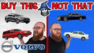 The CAR WIZARD shares the top VOLVOS TO Buy & NOT to Buy
