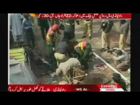 Latest Pakistan Blast Kills Dozens