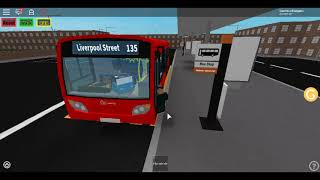 Roblox Hedenley and Counties Bus Simulator E200 GAL Blind changes