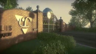 Everybody's Gone to the Rapture- PC Gameplay First 20 Mins Walkthrough- AMD 7730M