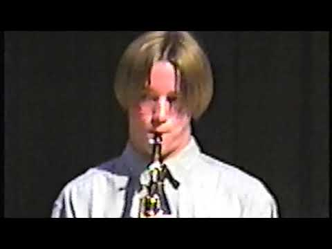 Spaulding Middle School Talent Show 1998