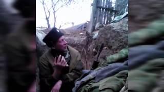 Широкино, ополченцы ведут бой! ДНР, ЛНР, АТО