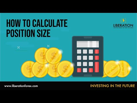 How To Calculate Position Size Using Myfxbook