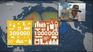 Le septieme continent de plastique.(Ajoutée par Le collectif Podbete)