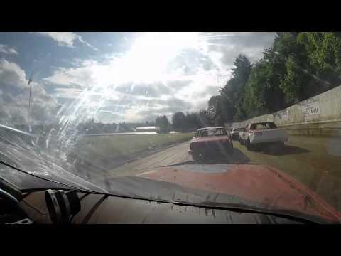 River City Speedway- 5/17/14 SS heat race