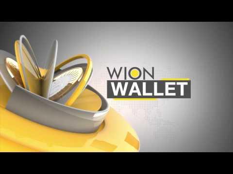 Sensex drops 45 points (WION Wallet)