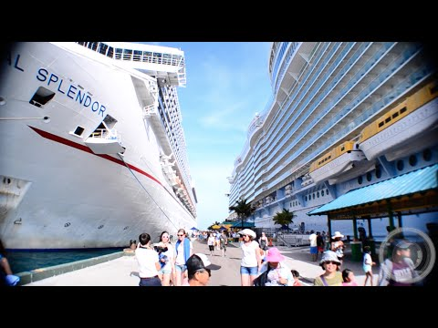 First Stop: Nassau, Bahamas // RCI: OATS