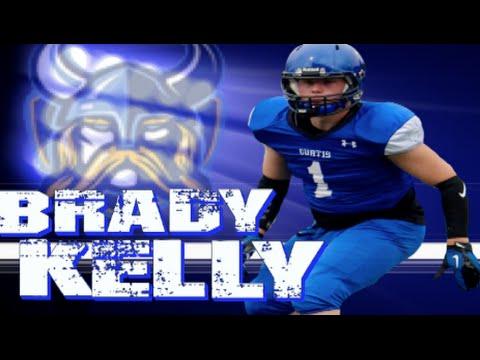 LB Brady Kelly