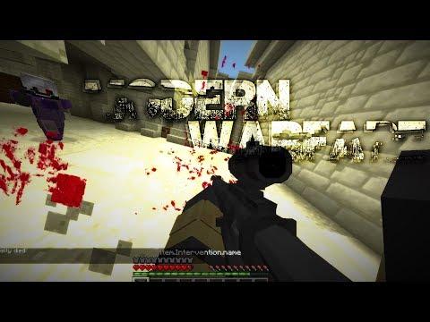 Minecraft FFA Deathmatch    Intervention Smack-Down!