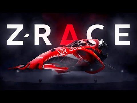 """Z-Race - Bande Annonce """"Cinématique"""""""