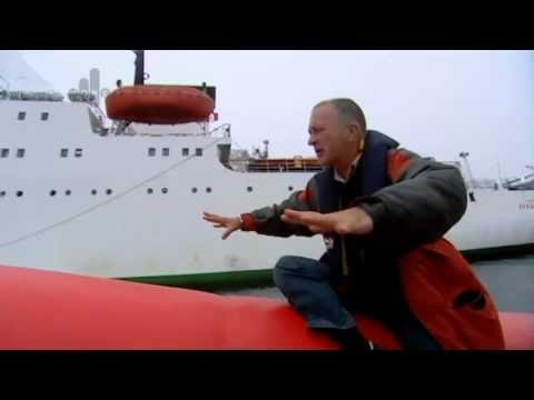 Tony Robinson's - Titanic Adventure. (Part 1 of 6).