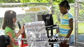 Garden Gate Helps Build Outdoor Classroom