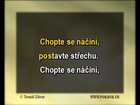 Skřítkové, tesaři - Ať žijí duchové DEMO, Karaoke, instrumental z www.svetkaraoke.cz