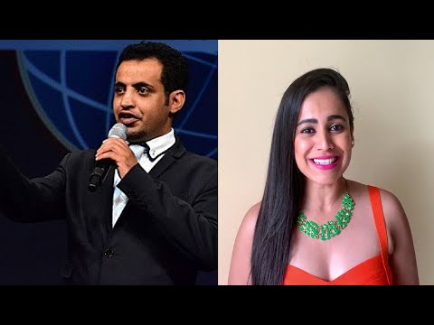 Download 2015 World Champion of Public Speaking - Mohammed Qahtani | The Reena Dsouza Show 2.0 -S2: Ep 1