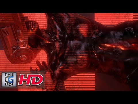 "CGI 3D Animated Short: ""Signal/Void""  - by Substance"