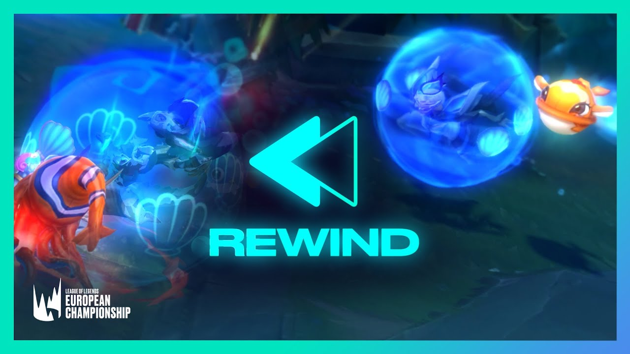 LEC Rewind - Ep.4 MAD Come Back with a Splash